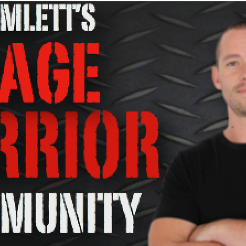 Find Your Motivation With The Garage Warrior and Wesley Virgin