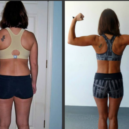 Sarah sheds 20 pounds and 10% body fat with Online Weight Loss Program!